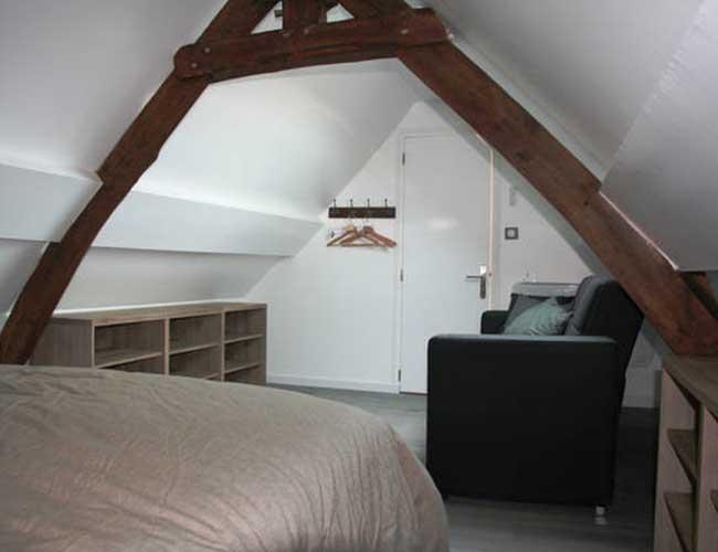 Location d'un appartement à Sommervieu